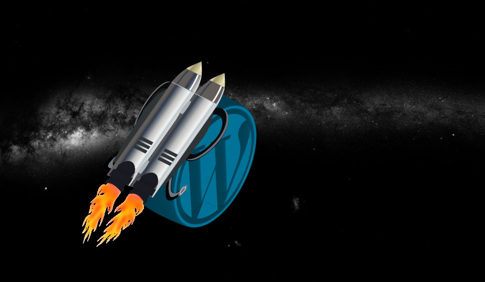 Wordpress Up and Running on a Jetpack